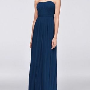 25ee182edc3 David s Bridal. David s Bridal Versa Convertible Bridesmaids Dress